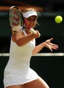 Сабина Лисицки, фото 17. Sabine Lisicki Wimbledon 2011 - SemiFinal Match, photo 17