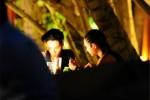Bill et Tom en vacances aux Maldives Janvier 2010 37ee99141646968
