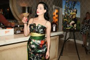 Дита Вон Тис, фото 1578. Dita Von Teese - Signature Cocktail launch in Dallas 27/07/'11, foto 1578