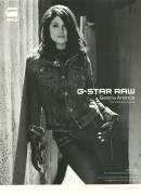 Gemma Arterton-G Star Raw Advert