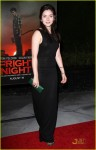 Grace Phipps At The Red Carpet Premiere Of Fright Night