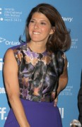 Marisa Tomei @ &amp;quot;The Ides of March&amp;quot; Press Conference in Toronto September 9th HQ x 4