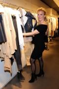 Ева Хаберман, фото 293. Eva HabermannRe-Opening des Stefaniel Stores Mьnchen, 29.09.2011, foto 293