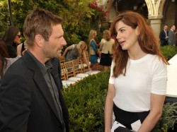 Мишель Монаган, фото 885. Michelle Monaghan 2011 CFDA Vogue Fashion Fund celebration - 20/10/11, foto 885