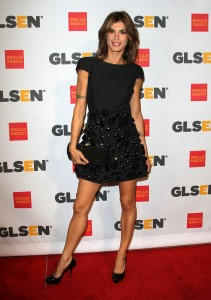 Элизабетта Каналис, фото 1151. Elisabetta Canalis the 2011 'GLSEN Respect Awards' in LA, 21.10.2011, foto 1151