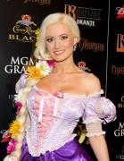 Holly Madison - hosting Hollyween at Studio 54 nightclub in Las Vegas 29/10/'11