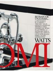 Наоми Вотс, фото 2006. Naomi Watts DT Spain Magazine November 2011, foto 2006