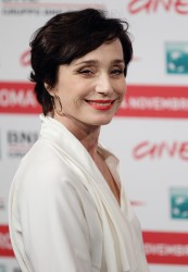 Кристин Скотт Томас, фото 53. Kristin Scott Thomas 'The Woman in the Fifth' Photocall at the International Rome Film Festival (30.10.2011), foto 53