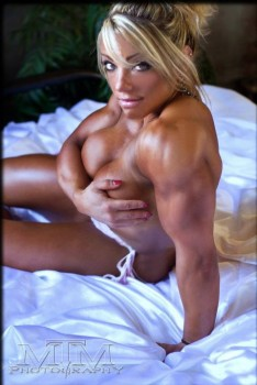 Pictures of Cindy Phillips  Girls with Muscle