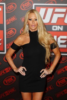 Jenna Jameson @ UFC On Fox Live Heavyweight Championship in Anaheim November 12, 2011 HQ