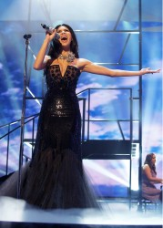 Nicole Scherzinger - Royal Variety Performance 05/12/11