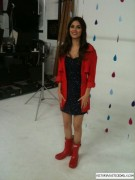 Victoria Justice - Behind the scenes of a Tiger Beat photoshoot 12/20/11