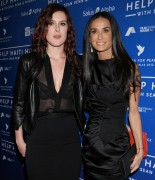 Деми Мур, фото 1226. Demi Moore - Sean Penn And Friends Cinema For Peace Event in Beverly Hills, january 14, foto 1226