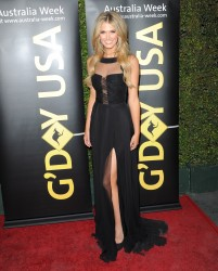 Дэльта Гудрэм, фото 1559. Delta Goodrem G'Day USA Black Tie Gala in Hollywood - 14.01.2012, foto 1559
