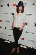 Джессика Зор, фото 1035. Jessica Szohr Playboy Party at the Bud Light Hotel in indianapolis - February 3, 2012, foto 1035