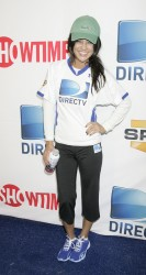 Джессика Зор, фото 1045. Jessica Szohr DirectTV's 6th Annual Celebrity Beach Bowl in Indianapolis - February 4 2012, foto 1045