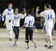 Джессика Зор, фото 1054. Jessica Szohr DirectTV's 6th Annual Celebrity Beach Bowl in Indianapolis - February 4 2012, foto 1054