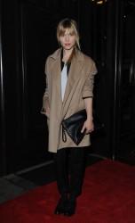 Клменс Пози, фото 154. Clmence Posy London Evening Standard British Film Awards 2012 at the London Film Museum - 06.02.2012, foto 154