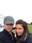 Charisma Carpenter - Twitter Picture 02-07-12