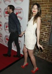 Лили Олдридж, фото 357. Lily Aldridge - HBO's 'Eastbound & Down' Season 3 Premiere in LA (Feb. 9), foto 357