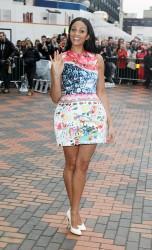 Алеша Диксон, фото 251. Alesha Dixon 'Britains Got Talent' auditions, Feb 17, foto 251