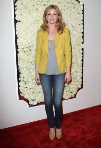 Эмили Ванкамп, фото 819. Emily VanCamp QVC's'Buzz On The Red Carpet' Cocktail Party at Four Seasons Hotel in Beverly Hills - 23.02.2012, foto 819