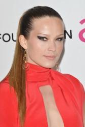 Петра Немсова, фото 4047. Petra Nemcova Elton John AIDS Foundation Academy Awards Party in LA, 26.02.2012, foto 4047