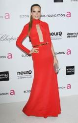 Петра Немсова, фото 4052. Petra Nemcova Elton John AIDS Foundation Academy Awards Party in LA, 26.02.2012, foto 4052