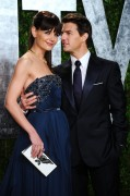Кэти Холмс, фото 5810. Katie Holmes - 2012 Vanity Fair Oscar Party in West Hollywood 02/26/12, foto 5810