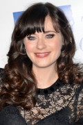 Зуи Дешанель, фото 1736. Zooey Deschanel Alliance For Children's Rights Annual Dinner in Beverly Hills - March 1, 2012, foto 1736