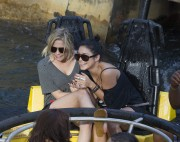 Эшли Бенсон, фото 366. Ashley Benson at Busch Gardens in Tampa Bay 03/03/12*with Vanessa Hudgens, foto 366,