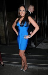 Тамара Экклстоун, фото 236. Tamara Ecclestone Outside Russian restaurant 'Novikov' in London, 03.03.2012, foto 236
