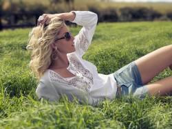 Ана Хайкмэн, фото 314. Ana Hickmann Equus Jeans Style 2012 Campaign, foto 314