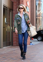 Али Лартер, фото 2625. Ali Larter - O&A shopping in Beverly Hills - (03/07/12), foto 2625