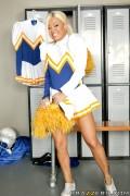 Криста Мур, фото 801. Crista Moore Cheerleader Distraction Set ( Mq & Tagg ), foto 801