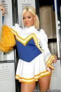 Криста Мур, фото 784. Crista Moore Cheerleader Distraction Set ( Mq & Tagg ), foto 784