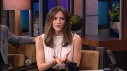 Katharine McPhee - Leno 5/4/12  With Awesome Preview from Smash