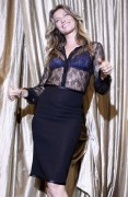 Gisele Bundchen - HOPE lingerie promotional event in Brazil 05/15/12