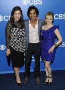 Melissa Rauch - 2012 CBS Upfront in New York 05/16/12