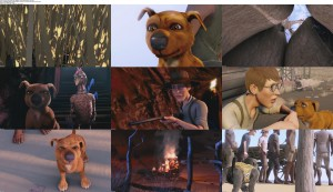 Download Jock the Hero Dog (2011) BluRay 720p 600MB Ganool