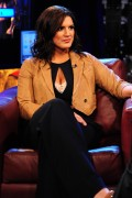 Candace Bailey interviewing Gina Carano on AOTS! (01/09/2012) - (7xHQ)