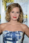 Maggie Lawson - Psych event at San Diego Comic-Con 07/12/12