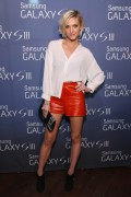 Ashlee Simpson - Samsung Galaxy S III event in New York 07/19/12