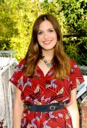 Mandy Moore - Dannijo And Tucker Tea event in Beverly Hills 07/26/12