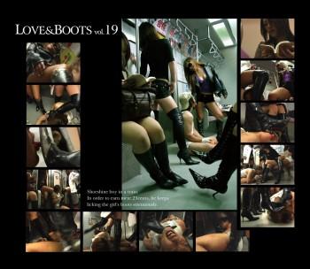 Love & Boots vol. 19